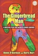 GINGERBREAD MAN (Book & CD)