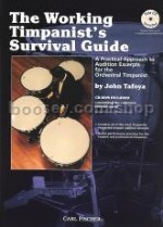 Working Timpanist's Survival Guide Book & CD