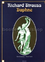Daphne Op 82 (German vocal score)