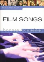 Film Songs  (Really Easy Piano series)