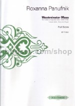 Westminster Mass Vocal Score