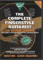 Complete Fingerstyle Guitarist Series 4 (DVD)