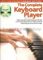 Complete Keyboard Player Omnibus Edition Book /3 CDs (Complete Keyboard Player series)