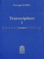 Transcriptions - Volume 1