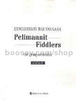 Pelimannit (Fiddlers) op. 1 - violin 2 part