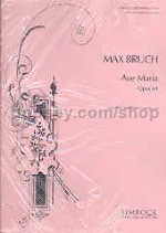 Ave Maria Op. 61 for Cello & Piano