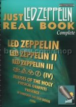 Just Led Zeppelin Real Book C Edition
