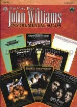 Very Best Of John Williams Flute (Book & CD)