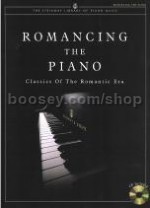 Romancing The Piano Book + CD Steinway