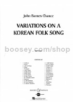 Variations On Korean Folksong
