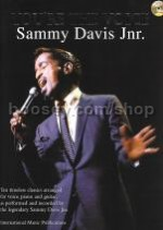 You're The Voice: Sammy Davis Jnr (Book & CD)