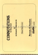 Connotations Brass Band (Full Score)