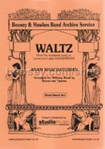Waltz (from Masquerade) (Wind Band Set)