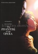 The Phantom of the Opera - The Movie (Soundtrack Selections) (PVG)