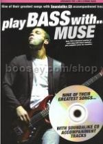 Play Bass With Muse Book & CD