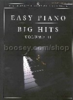 Easy Piano Big Hits vol.2 Steinway
