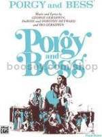 Porgy and Bess (vocal score)