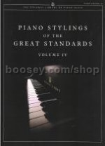 Piano Stylings of The Great Standards 4 Steinway