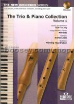 Trio & Piano Collection vol.1 (Book & CD) recorder