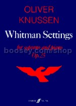 Whitman Settings Op.25