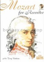 Mozart for Recorder (Book & CD)