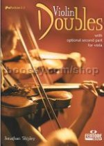 Violin Doubles (with optional second part for viola)