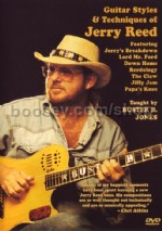 Jerry Reed Guitar Styles & Techniques DVD
