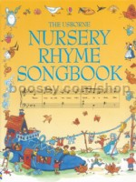 Usborne Nursery Rhyme Songbook Book & CD