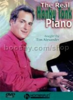Real Honky Tonk Piano DVD