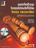Workshop: Bass Recorder