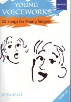 Young Voiceworks: Songs for Children (Book & CD)