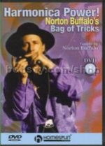 Harmonica Power! vol.1: Norton Buffalo's Bag of Tricks DVD