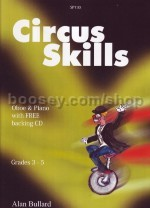Circus Skills for Oboe & Piano (with backing CD)