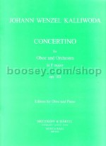 Concertino in F, Op. 110