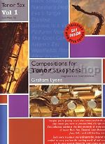 Compositions for Tenor Saxophone, Vol. 1