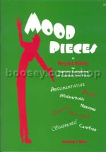 Mood Pieces for Soprano Saxophone (or Clarinet)