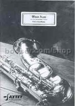 Witch Hunt for alto saxophone & piano