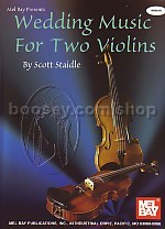 Wedding Music for 2 violins