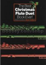 The Best Christmas Flute Duet Book Ever!