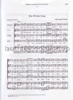 "Willow Song (from ""Three Elizabethan Partsongs"") SATB"
