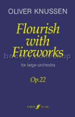 Flourish with Fireworks Op.22
