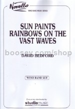 Sun Paints Rainbows On The Vast Waves (Score & Parts)