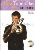 New Tune A Day for Trombone (Book 1) Book & CD