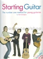 Starting Guitar Book & CD