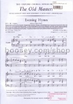 Evening Hymn Unison Voices