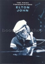 Elton John Piano Transcriptions