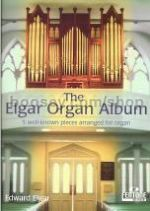 An Elgar Organ Album - 5 Well-Known Pieces