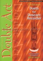 Christmas Double Act: Duets for Descant Recorder