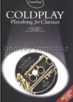 Guest Spot: Coldplay Hits - Clarinet (Bk & CD) Guest Spot series