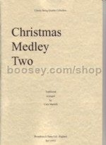 Christmas Medley 2 String Quartet